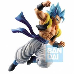 Figura Dragon Ball Super Saiyan God Gogeta Z-Battle