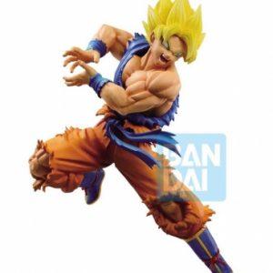 Figura Dragon Ball Super Saiyan Son Goku Z-Battle