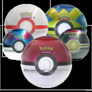 Lata Poke Ball Primavera - Inglés - Cartas Pokemon TCG