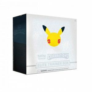 ETB 25 Anniversary Pokémon