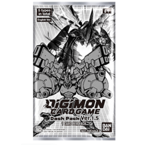 Digimon TCG Dash Pack